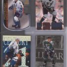 Paul Kariya INSERT Cards (4)