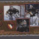 Tom Barrasso 98 Revolution Return to Sender Die Cut Card