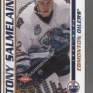 Tony Salmelainen '03-'04 Heads-Up Rookie Ltd. Retail Card