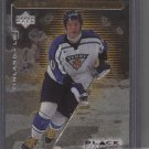 Tommi Santala 98-99 Black Diamond Triple Diamond RC SP