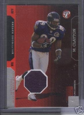 Mark Clayton '05 Topps Pristine Jersey RC #d