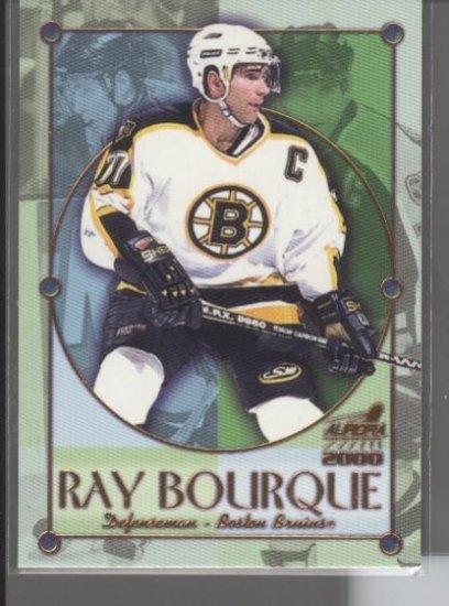 Ray Bourque '00 Aurora 'Championship Fever'