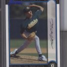 Mark Mulder '99 Bowman ROOKIE card