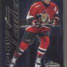 Alexei Yashin '01 UD Heroes 'NHL Leaders' Card