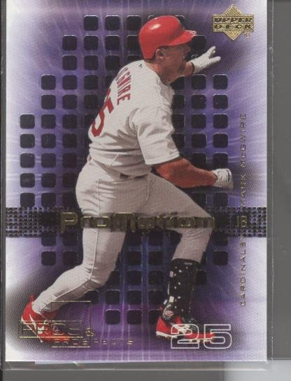 Mark McGwire 2000 UD Pros and Prospects Insert