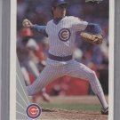 Greg Maddux 1990 Leaf Card