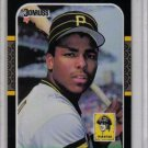 Bobby Bonilla 1987 Donruss Rookie Card
