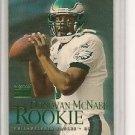 Donovan McNabb 1999 Skybox Rookie Card
