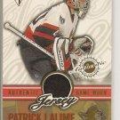 Patrick Lalime '03 Titanium Jersey Card 41/826
