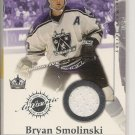 Bryan Smolinski 2003 Exclusive Jersey Card