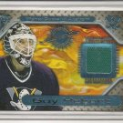 Guy Hebert '01 Titanium Game-Used Jersey Card