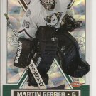 Martin Gerber '03 Exclusive Hobby Rookie Card
