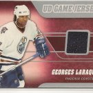 Georges Laraque '07 UD Game Jersey