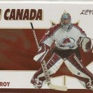 Patrick Roy 04 ITG Action OH Canada