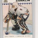 Ty Conklin '02 Adrenaline Rookie 167/984