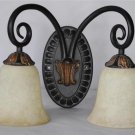 Desgners Fountain Bath and Vanity Light Fixture - New NO Box