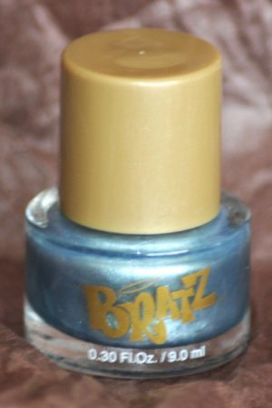 Bratz Blue Nail Polish - New