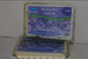 Life of the Party Moisturizing White Glycerin Soap 4lbs- Pounds
