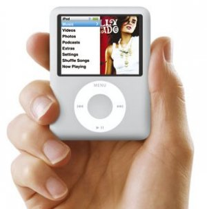 iPod nano 8GB Silver - Apple Certified Refurbished