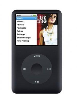 iPod classic 80GB Black - Apple Certified Refurbished