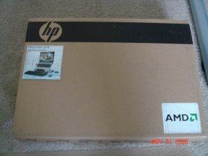 HP DV6609WM-AMD X2 1.8GHz DUAL-1024MB-160GB HD-NEW!