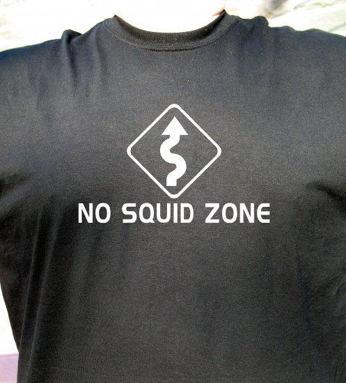 No Squid Zone Ninja ZX-6 R Hayabusa Ducati Suzuki GSX-R Yamaha suzuki crotch rocket