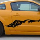 Custom Side body horse horses decal decals for any car truck or trailer