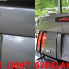 03-04 Ford Mustang Cobra 3rd third brake light overlay decal