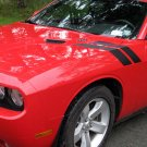 08 09 10 Dodge Challenger hood to fender decal decals