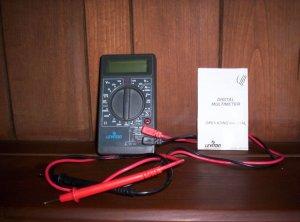 Leviton Digital Multimeter