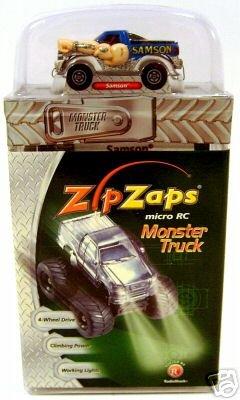 Zip Zaps Samson Monster Truck