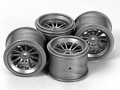 F201 Spare Wheel Set