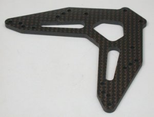T2 Rear Shock Strut Graphite