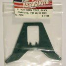 RC10GT Rear Shock Strut, Black Composite, For #6134 body