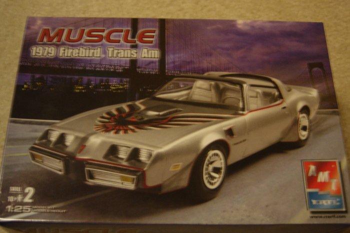 AMT 1979 Firebird Trans Am