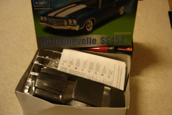 AMT 1970 Chevelle SS454