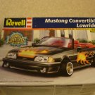 Revell Mustang Convertible Lowrider