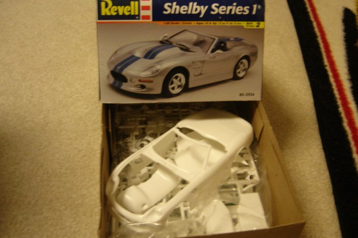 Revell Shelby Series 1