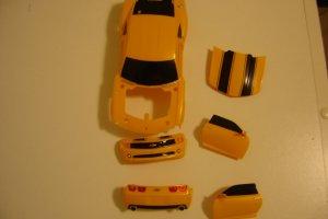 New xmods bumblebee camaro body