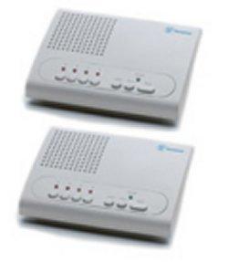 Plug In 4 Channel Intercom System