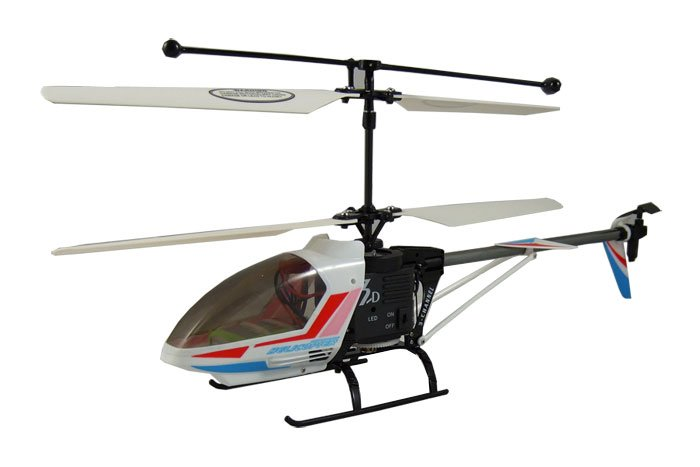 Syma S-001 3ch RC Helicopter *NEW DESIGN*
