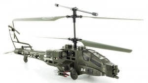 Syma S009 Apache 3ch RC Helicopter *NEW DESIGN*