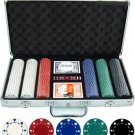300 piece 11.5 gram Suited Poker Set