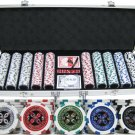 "13.5g 500pc ""Ultimate Poker"" Chip Set"