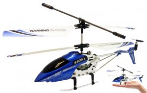 Syma S105 Mini RC Helicopter Metal Series