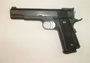 WE-035 Semi Auto Gas Blowback Pistol