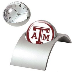 NCAA Spinning Clock - Texas A&M