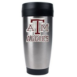 NCAA Travel Tumbler - Texas A&M