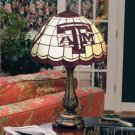 Tiffany Table Lamp - Texas A&M