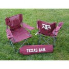 NCAA Ultimate Junior Tailgate Chair - Texas A&M